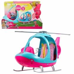 Mattel - Barbie'nin Pembe Seyahat Helikopteri FWY29
