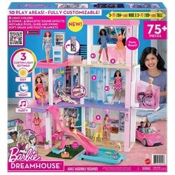 Barbie - Barbie'nin Rüya Evi Sesli ve Işıklı GRG93