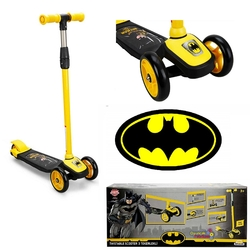 Sunman - Batman 3 Tekerlekli Twistable Scooter