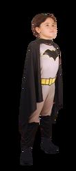 BATMAN - Batman Basic Kostüm (7-9)