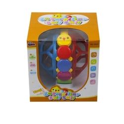 Vardem Oyuncak - Bebek Emekleme Oyuncağı Çıngıraklı Tırtıl