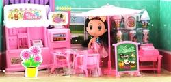 MEGA - Bebekli Dondurma Dükkanı Oyun Seti