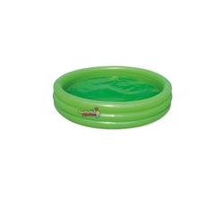 Bestway - Bestway 51137 3 Halkalı Şişme Havuz Yeşil 152x30 Cm
