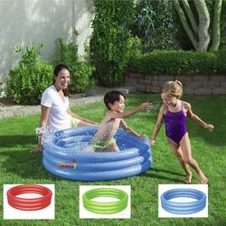 Bestway - Bestway Bw 51024 Şişme Çocuk Havuzu 3 Boğumlu 102 X 25 Cm