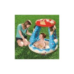 Bestway - Bestway Candyville Toddler Gölgelikli Şişme Çocuk Havuzu BW52270