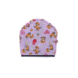 Beta Toys Ahşap Çocuk Koltuğu Sevimli Köpek Desenli - Thumbnail