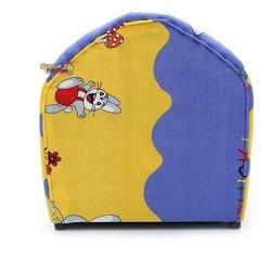 Beta Toys Çocuk Koltuğu Ahşap Tavşan Desenli - Thumbnail