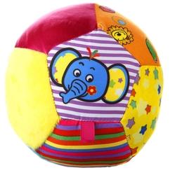 BIBA TOYS - Biba Toys Çıngıraklı Topum