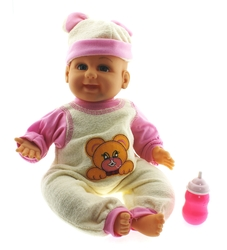 MEGA - Bibi Sesli Eğlenceli Bebeğim