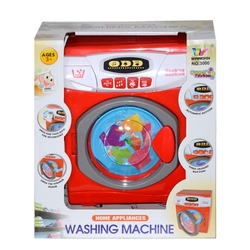 Bir-Can - Bircan Oyuncak Sesli Çamaşır Makinesi