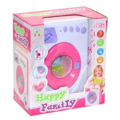 Birlik Toys Sesli ve Işıklı Oyuncak Çamaşır Makinesi