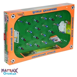Matrax OyuncakFabrikasi - Büyük Oyuncak Futbol Oyunu 58 Cm