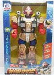 MEGA - Büyük Savaşçı Robot 6018