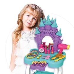 Candy Ken Oyuncak Şato Güzellik Masası 15 Parça Set-03695 - Thumbnail