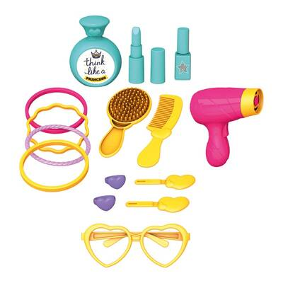 Candy Ken Oyuncak Şato Güzellik Masası 15 Parça Set-03695