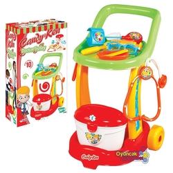 Dede toys - Candy Oyuncak Doktor Servis Arabası