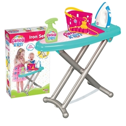 Dede toys - Candy Oyuncak Ütü Masası Seti