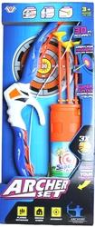 MEGA - Çantalı Mavi Ok Yay Seti
