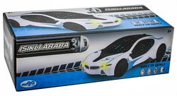 MEGA - Çarp Dönsün Yarışçı Araba Zx178B