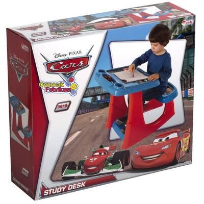 Cars Lisanslı Çocuk Ders Çalışma Masası