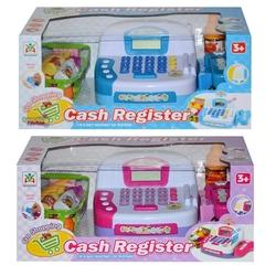Can Oyuncak - Cash Register Elektronik Oyuncak Yazar Kasa Market Kasası Sesli Işıklı