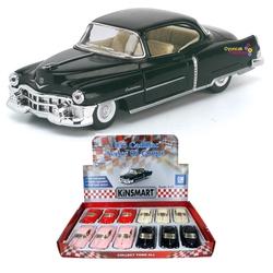 Kinsmart - Çek Bırak Araba Kinsmart 1953 Cadillac Series 62 Coupe