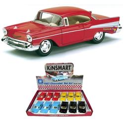 Kinsmart - Çek Bırak Araba Kinsmart 1957 Chevrolet Bel Air