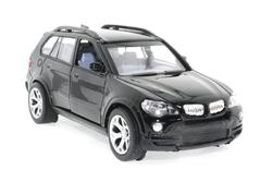 MEGA - Çek Bırak BMV Benzeri Siyah Metal Araba