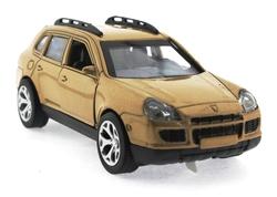 MEGA - Çek Bırak Porsche Benzeri Kahve Metal Araba