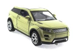 MEGA - Çek Bırak Range Rover Benzeri Yeşil Metal Araba