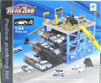 Çekmeceli Otopark / Taşıma Kabı Seti