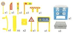 Çekmeceli Otopark / Taşıma Kabı Seti - Thumbnail