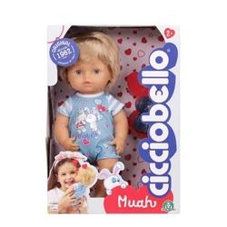 Cicciobello - Cicciobello Oyuncak Bebek Öpücük