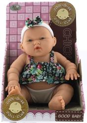 MEGA - Çiçek Elbiseli Öpücük Et Bebek