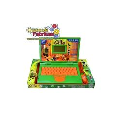 Birlik Oyuncak - Cille Oyuncak Laptop Türkçe İngilizce 80 Foksiyonlu
