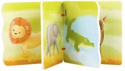 CLASSIC WORLD - Classic World Ahşap Vahşi Hayvanlar Kitabım