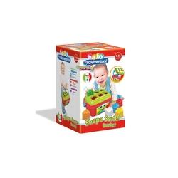 Clementoni - Clementoni Baby Eğitici Bultak Kova