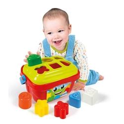 Clementoni Baby Eğitici Bultak Kova - Thumbnail