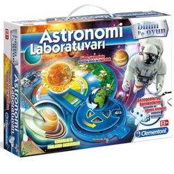 Clementoni - Clementoni Bilim Ve Oyun Deney Seti-Astronomi Laboratuvarı+8 yaş