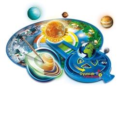 Clementoni Bilim Ve Oyun Deney Seti-Astronomi Laboratuvarı+8 yaş - Thumbnail