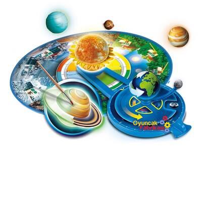 Clementoni Bilim Ve Oyun Deney Seti-Astronomi Laboratuvarı+8 yaş