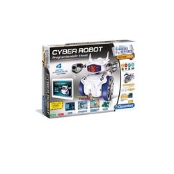Clementoni - Clementoni Cyber Robot Mekanik Laboratuarı/Bilim ve Oyun+8 yaş 64295