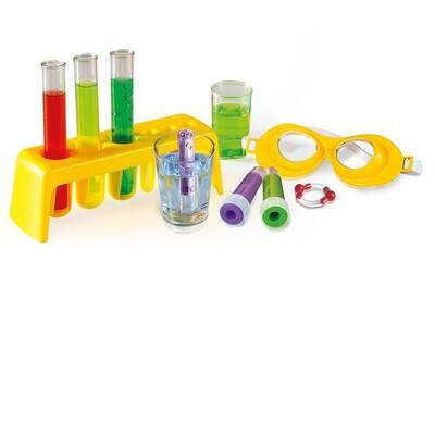 Clementoni Deney Seti-İlk Kimya Setim +8 yaş