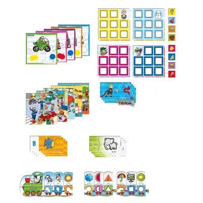 Clementoni Eğitici Oyun Oyna ve Öğren 10'u 1 Arada +3 yaş