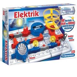 Clementoni - Clementoni Elektrik Devresi Deney Seti Bilim ve Oyun+8 yaş