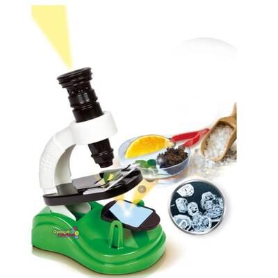 Clementoni Mikroskop İlk Keşif Seti Bilim ve Oyun+8 yaş