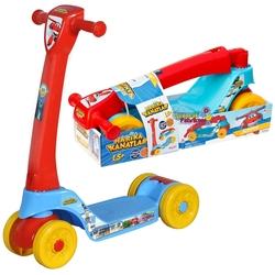 Dede toys - Dede 4 Tekerlekli Harika Kanatlar Scooter