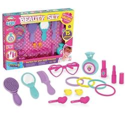 Dede Toys - Dede Candy Ken Kutulu Oyuncak Güzellik Seti 15 Parça
