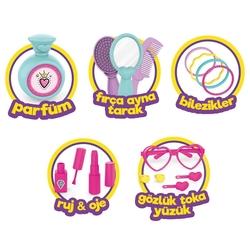 Dede Candy Ken Kutulu Oyuncak Güzellik Seti 15 Parça - Thumbnail