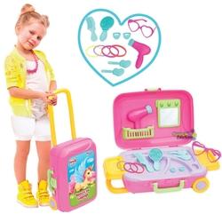 Dede Toys - Dede Candy Ken Oyuncak Güzellik Seti Bavulum